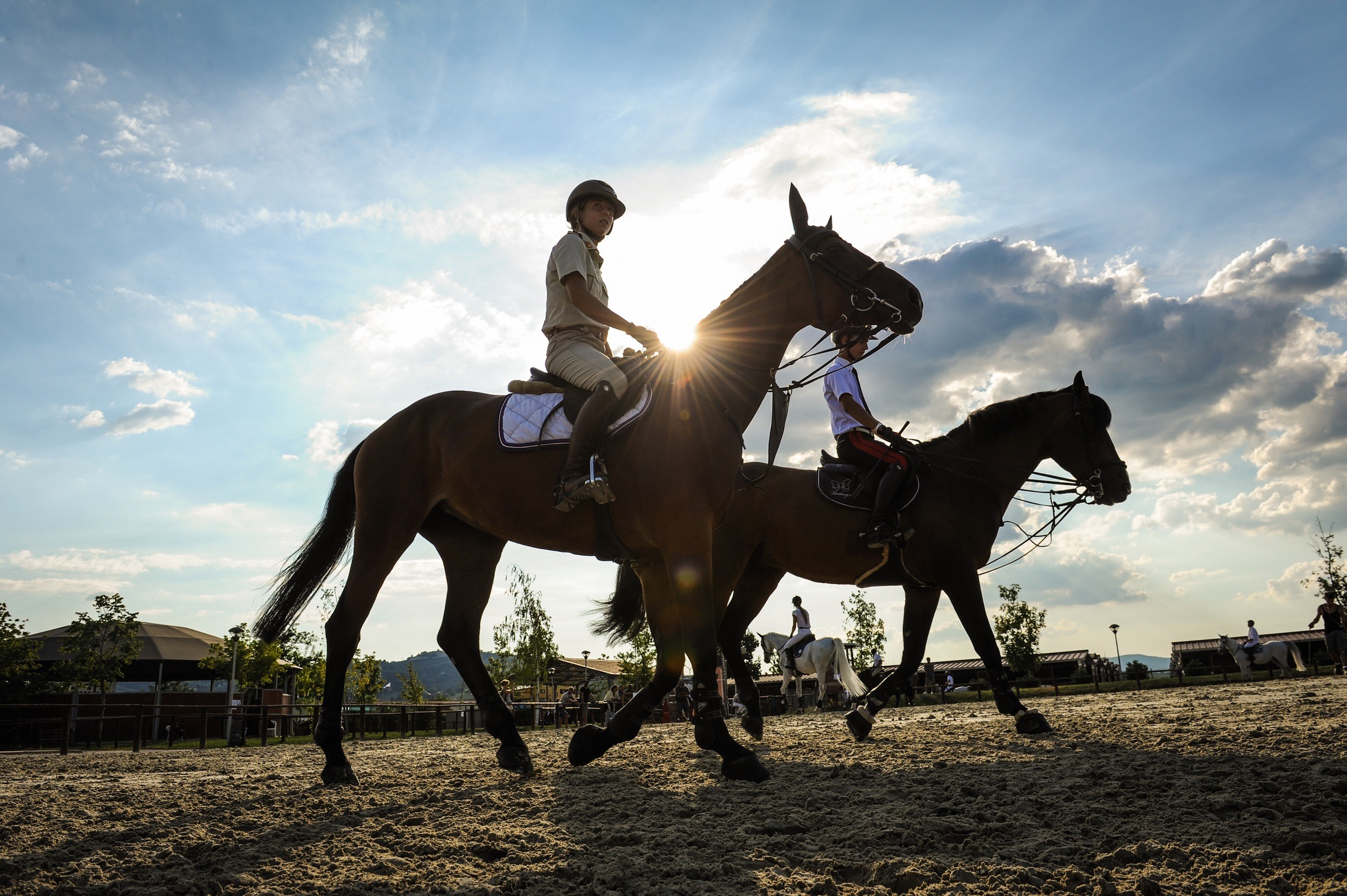 Montefalco, tutto pronto per Le Lame International Sagrantino Show Jumping