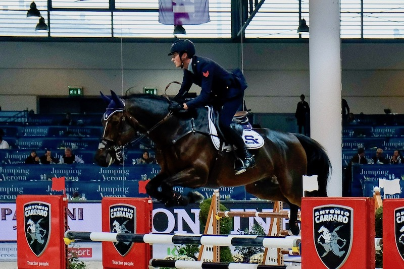 FEI World Cup™: De Luca ed Ensor de Litrange secondi nel GP di Lione